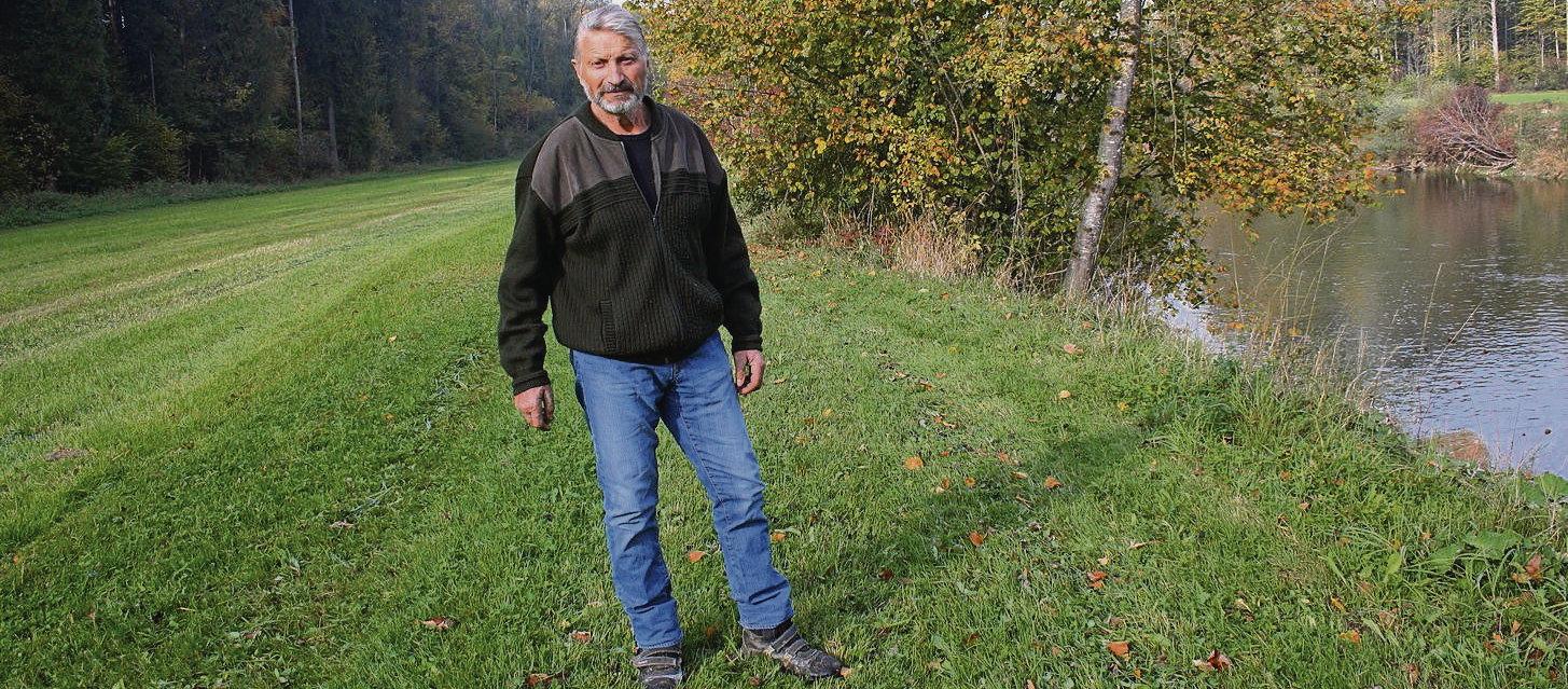 ThurgauerZeitung: Kulturland vor der Thur schützen
